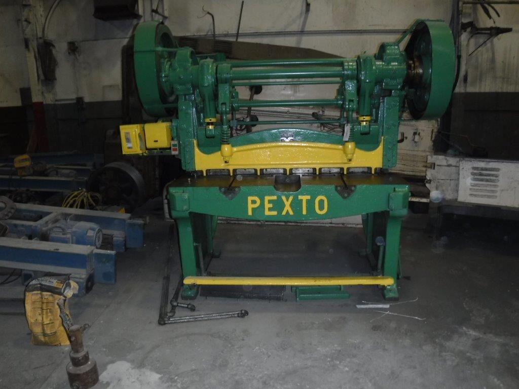 PHOTO Pexto Mechanical Gap Sheaer MOdel G-352C #44 (1).jpg