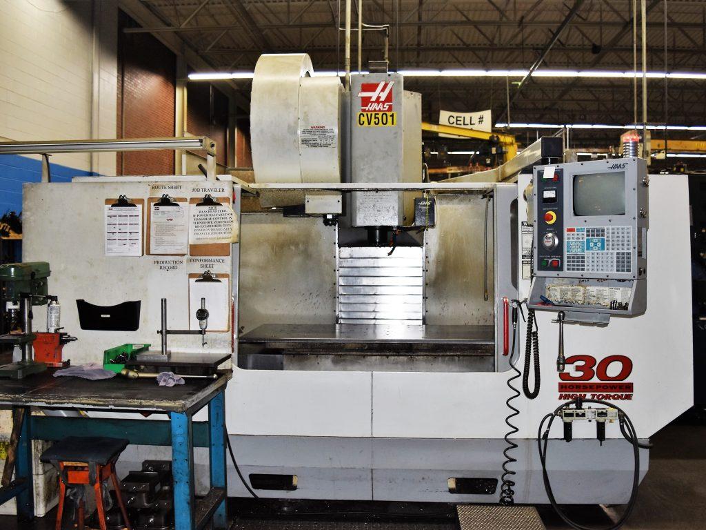 Haas VF5-40XT SN 26092 BR135 (1).JPG