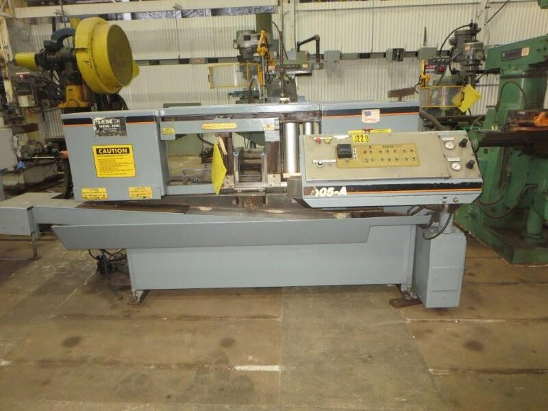 Hem Automatic Horizontal Band Saw #22 Photo 1.jpg