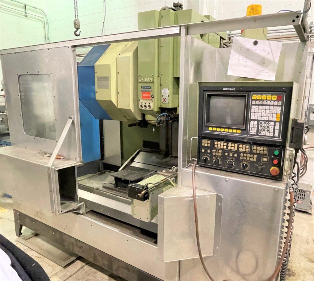 OKUMA VMC machining center-IMDauctions-01-13-2021_4TH AXISJPG.JPG