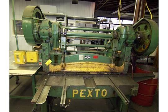 Pexto Mechanical Gap Shear Model G-352C Photo 1.jpg