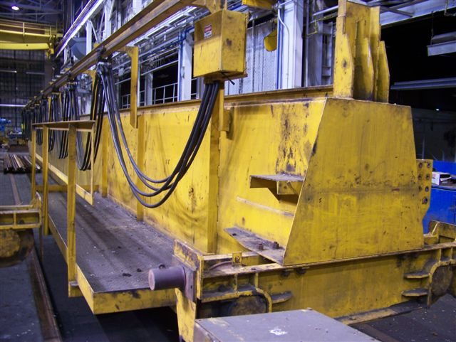 Conco 35 Ton Double Girder Overhead Bridge Crane Photo 1.JPG