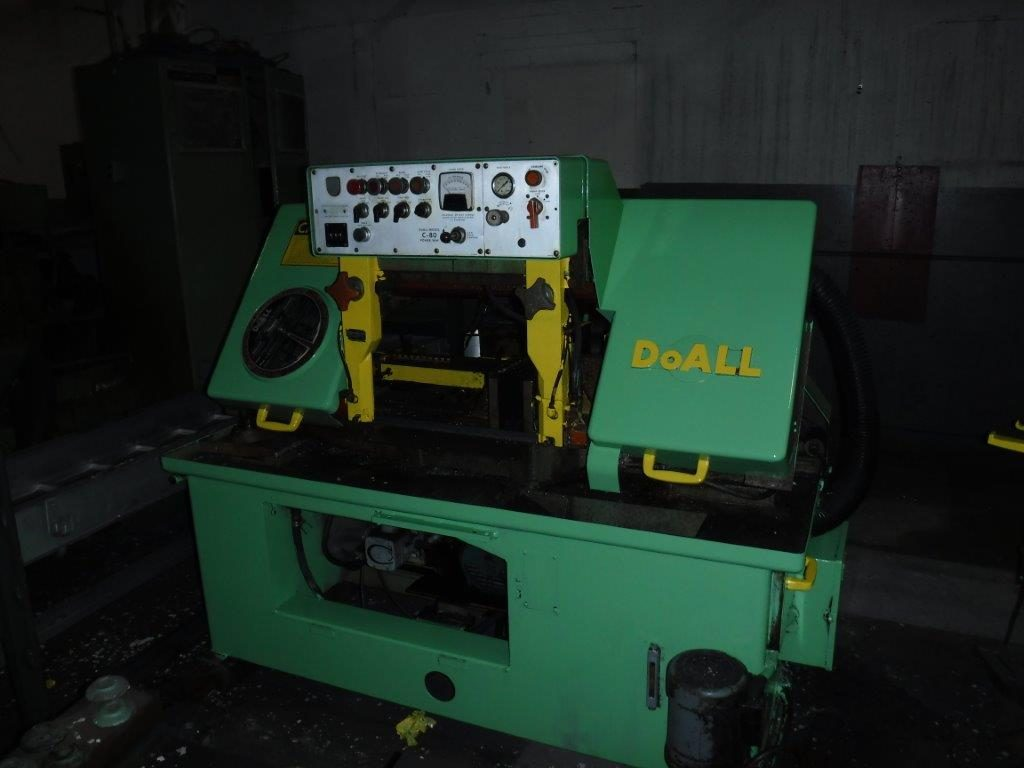 PHOTO Doall Saw Model C-80 (5).jpg