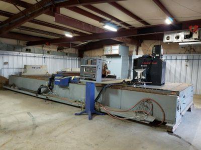2. Messer CNC Plasma Cutting Table.JPG