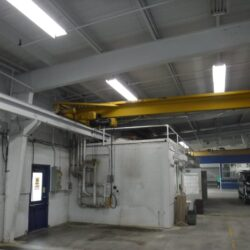 PHOTO Pittsburgh Crane & Conveyor 2 Ton 46' Span 20' Lift 2000 (1).jpg