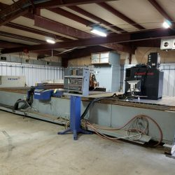2. Messer CNC Plasma Cutting Table.JPG