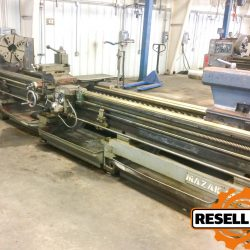 "Mazak 30-160, 30"" x 160"" Geared Head Engine Lathe at Auction Ending May 2 at 3PM ET"