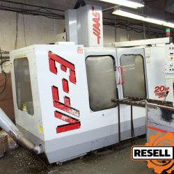 1999 Haas VF-3 CNC Vertical Mill with MPCA Pallet Changer