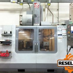 2007 Haas VF-5SS CNC Vertical Mill with Haas TR160