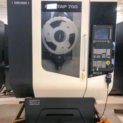 2014 DMG Mori Milltap 700 CNC Vertical Mill
