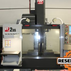 2012 Haas VF-2SS CNC Vertical Mill