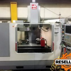 2002 Haas VF-3 CNC Vertical Mill w/ Haas HRT-210 Rotary Table