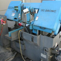9. DoAll Continental Series Horizontal Bandsaw Photo One.JPG