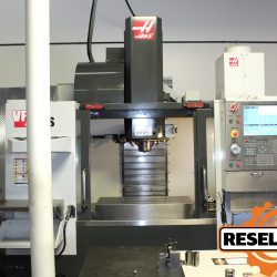 2015 Haas VF-2SS CNC Vertical Mill