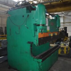 PHOTO Pacific Model K150-8 SN 5333 Hydaulic Press Brake (1).jpg