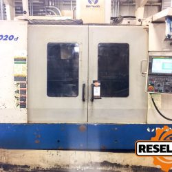 2006 Daewoo DMV-4020/50, 3-Axis CNC Vertical Machining Center at Auction Ending May 2 at 3PM ET