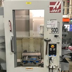 2007 Haas MDC-500 CNC Vertical Machining Center