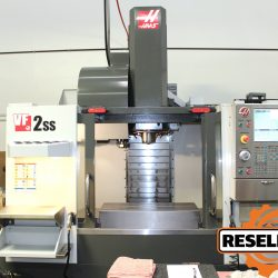 2014 Haas VF-2SS CNC Vertical Mill