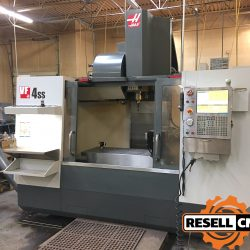2012 Haas VF-4SS CNC Vertical Mill