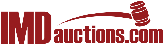 Logo for IMD auctions